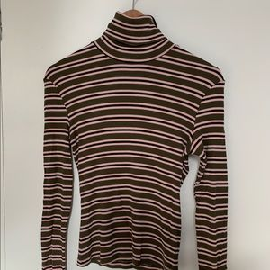 American Apparel 70's inspired Turtleneck
